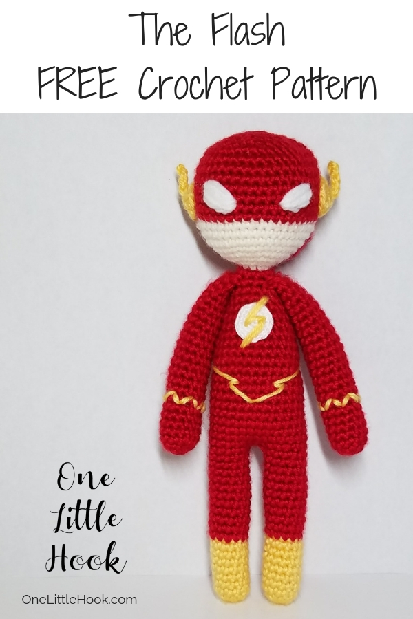 the flash crochet