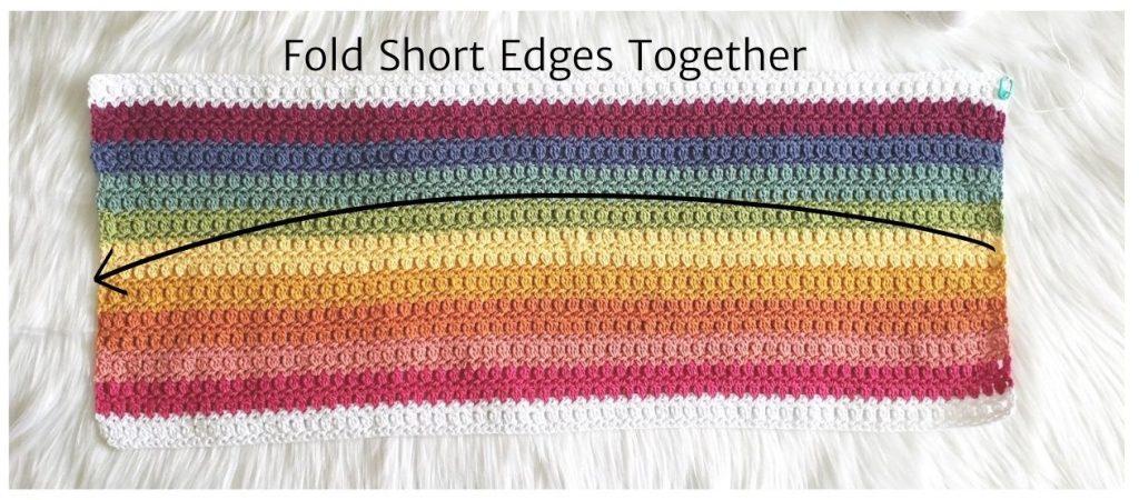 crossbody tote crochet pattern side seam