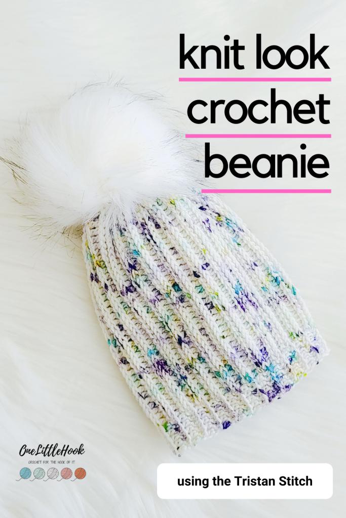 knit look crochet