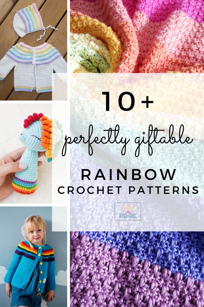 rainbow baby crochet patterns
