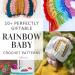 rainbow baby crochet pattern